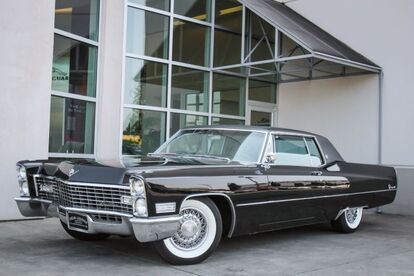 1967_CADILLAC_DEVILLE_COUPE_ Seattle WA