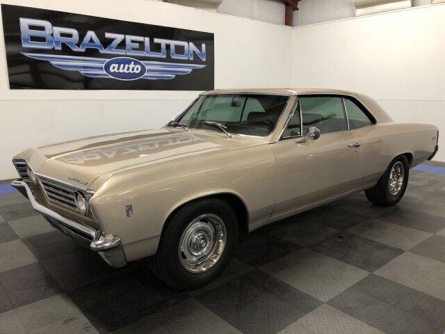 1967 Chevrolet Chevelle Malibu, 468ci, R700 4spd Auto, Always Texas Owned Houston TX