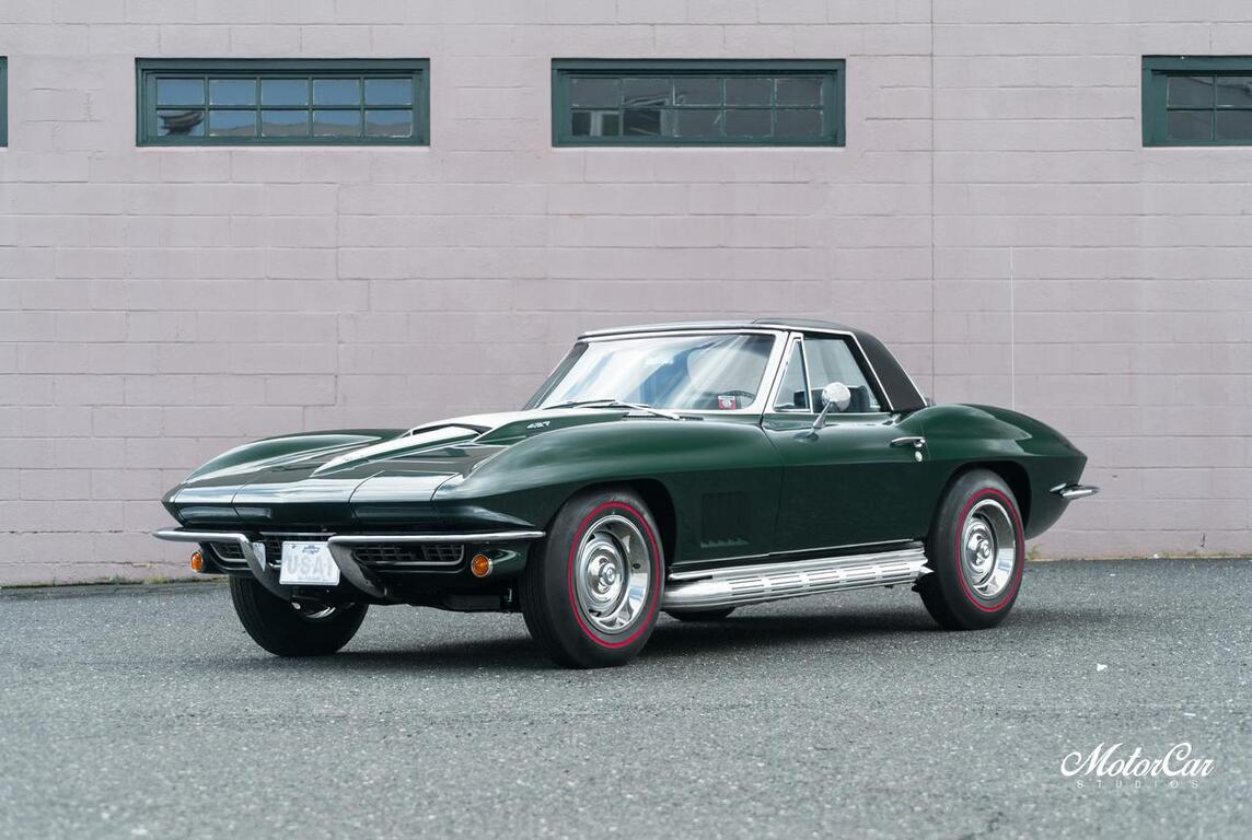 1967 Chevrolet Corvette 427  Lodi NJ
