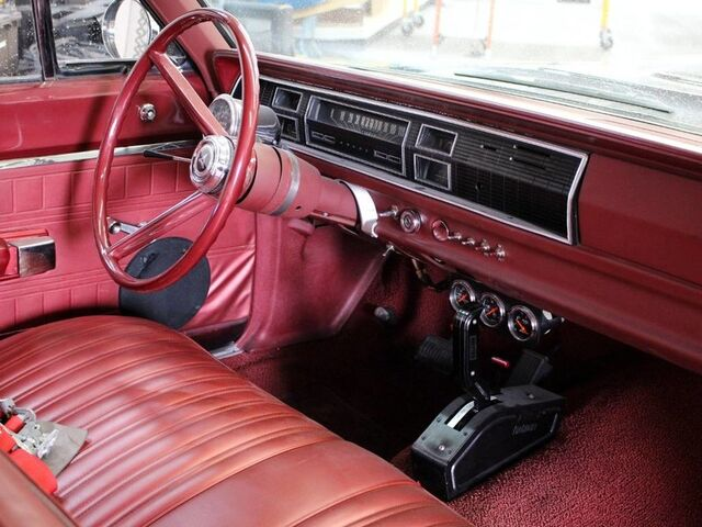 1967 Dodge Coronet Deluxe Mr. Norms Tasteful Upgrades Burr Ridge IL