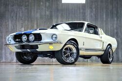 Ford Mustang Fastback Shelby GT500 Tribute 1967