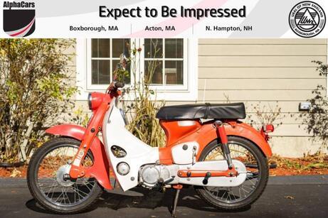 1967 Honda 90 CM91 Boxborough MA