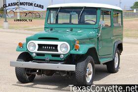 1967_Toyota_Land Cruiser_FJ40_ Lubbock TX