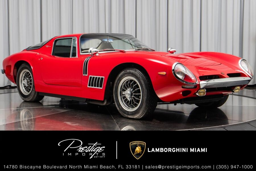 1968_Bizzarrini_GT Strada 5300__ North Miami Beach FL