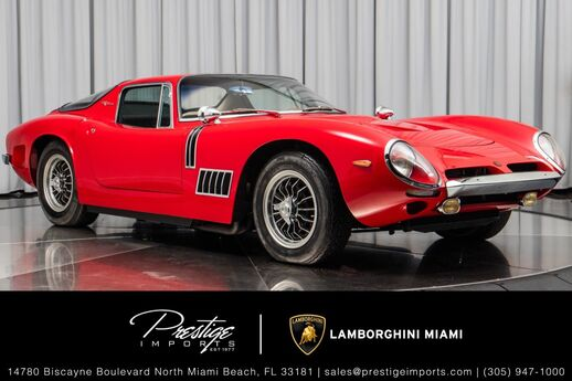 1968 Bizzarrini GT Strada 5300  North Miami FL