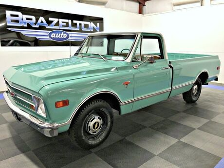 1968 Chevrolet C10 LWB, 327 V-8, Frame-on Rebuild Houston TX