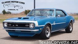 1968_Chevrolet_Camaro Yenko 427_Recreation_ Lubbock TX