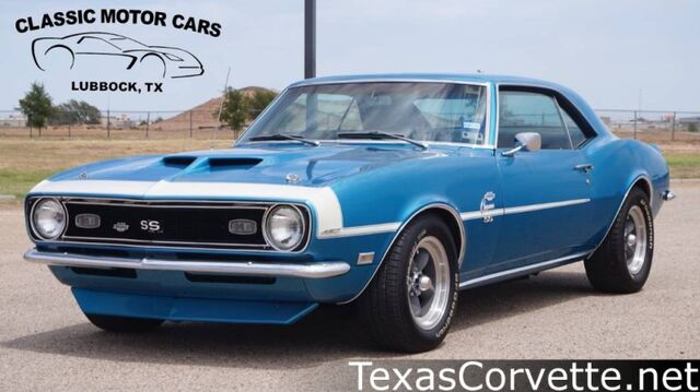 1968 Chevrolet Camaro Yenko 427 Recreation Lubbock TX