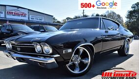 1968_Chevrolet_Chevelle__ Saint Augustine FL