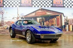 1968_Chevrolet_Corvette_327ci V8 4-Speed_ Bristol PA
