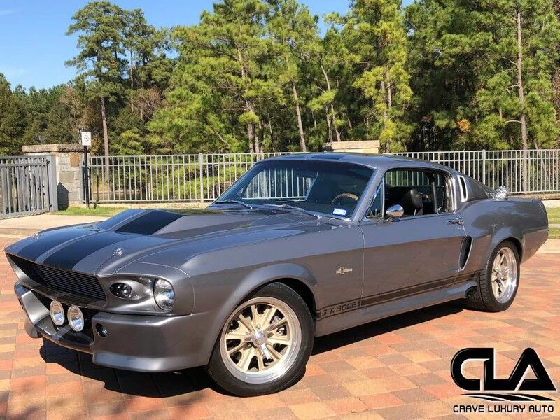 1968 Ford GT500 Eleanor  The Woodlands TX