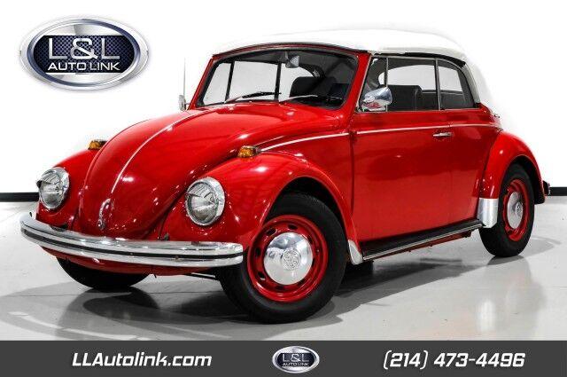 1968 Volkswagen Beetle  Lewisville TX