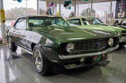 1969_Chevrolet_Camaro_Copo 427_ Bristol PA