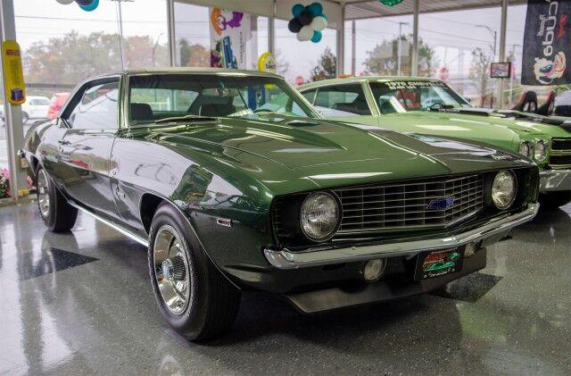 1969 Chevrolet Camaro Copo 427 Bristol PA