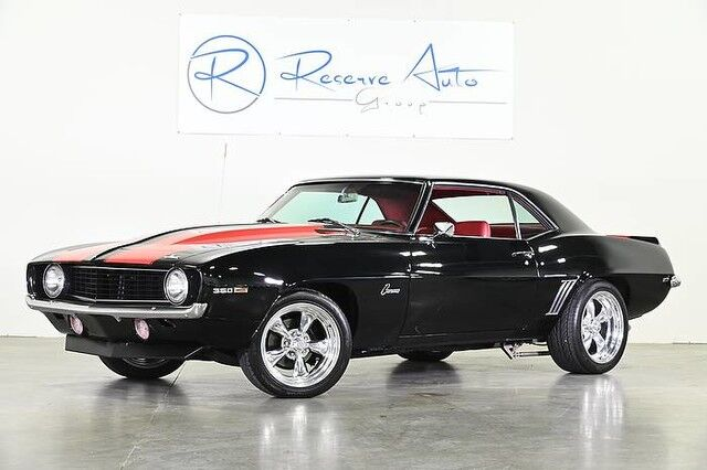 1969 Chevrolet Camaro RestoMod 383 Muncie AC Heater Pwr Steering/Brakes The Colony TX