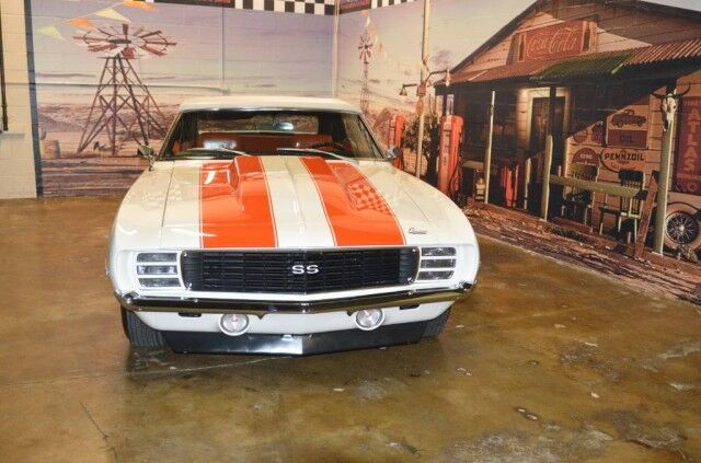 1969 Chevrolet Camaro SS Pace Car 396 Bristol PA