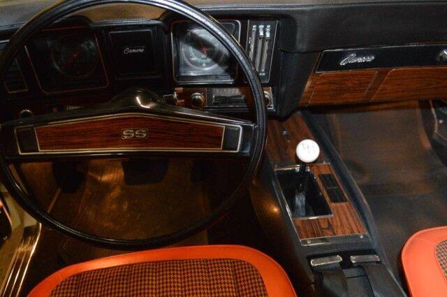 1969 Chevrolet Camaro SS Pace Car 396 Bristol PA