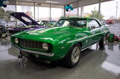1969_Chevrolet_Camaro_Yenko 427_ Bristol PA