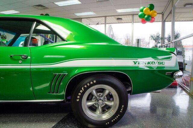 1969 Chevrolet Camaro Yenko 427 Bristol PA