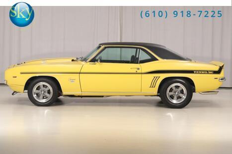 1969_Chevrolet_Camaro_Yenko Super Car Tribute_ West Chester PA