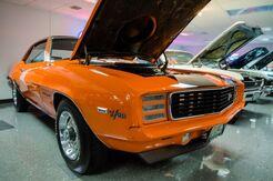 1969_Chevrolet_Camaro_Z28 RS_ Bristol PA