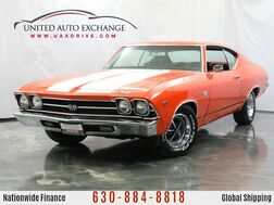 1969_Chevrolet_Chevelle_Big Block 4 Speed 12 Bolt_ Addison IL
