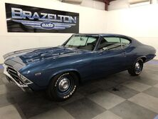 Chevrolet Chevelle Restomod, 383 Stroker, Cold A/C, 300 miles Build by Gap Racing 1969