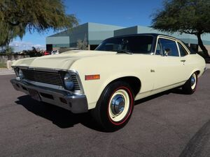 1969_Chevrolet_Nova_427_ Scottsdale AZ