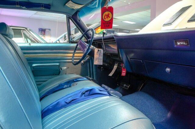 1969 Chevrolet Nova L78 396 Bristol PA