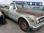 1969 Chevrolet Pickup (Project) Custom Camper 20