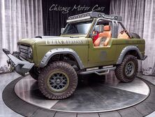 Ford Bronco SEMA Build 1969