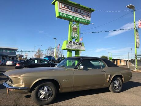 1969 Ford Mustang 2dr Eugene OR