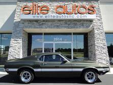 Ford Mustang Shelby Gt 500 1969