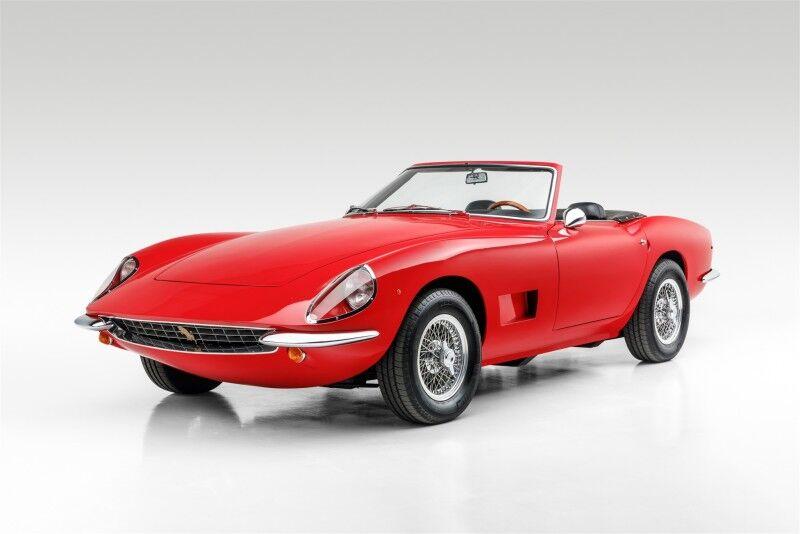 1969_Intermeccanica_Italia_Spyder_ Costa Mesa CA