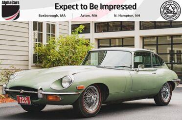 1969_Jaguar_E-Type_XK-E 2+2 Series 2_ Boxborough MA