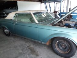 1969_Lincoln_Continental_Mark 3_ Spokane Valley WA