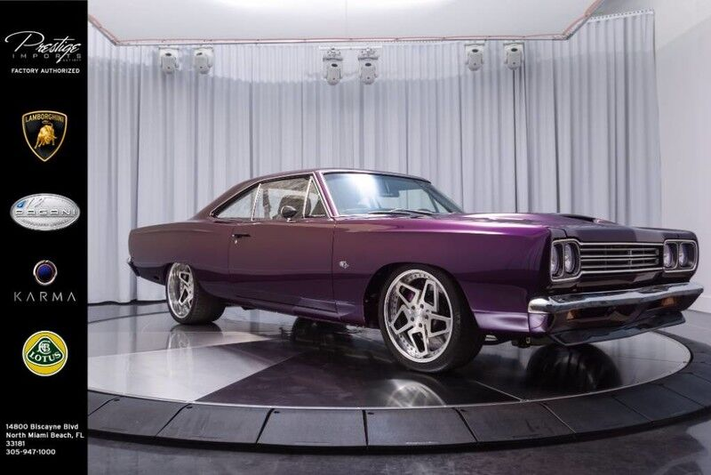 1969_Plymouth_Roadrunner Ragingbird 850+ Hp__ North Miami Beach FL