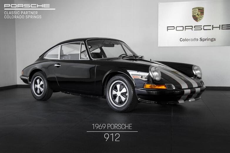 1969 Porsche 912 912 Colorado Springs CO