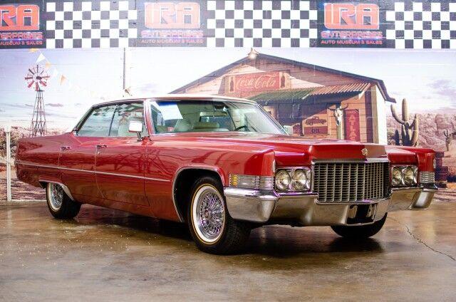 1970 Cadillac DeVille 472 V8 Bristol PA