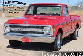 1970_Chevrolet_C10_Cheyenne_ Lubbock TX