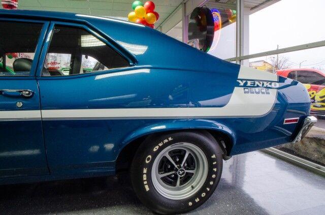 1970 Chevrolet Nova YENKO DEUCE LT1 350/365 HP Bristol PA