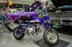 1970_Honda_Z50A Monkey_Mini Trail_ Bristol PA