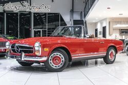 Mercedes-Benz 280 SL Convertible 1970