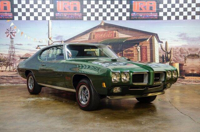 1970 Pontiac GTO 455 H.O. Bristol PA