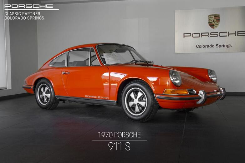 1970 Porsche 911 911 S Colorado Springs CO