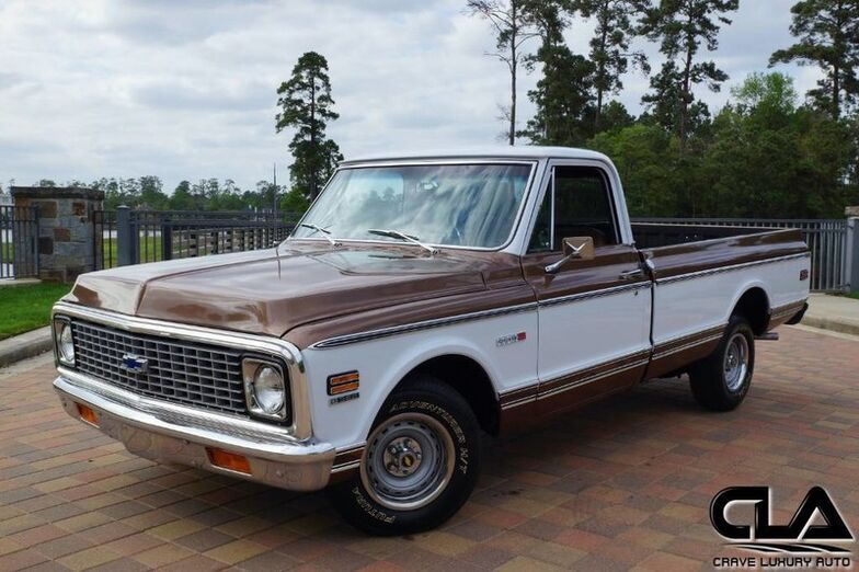 1971 Chevrolet C/K Cheyenne  The Woodlands TX