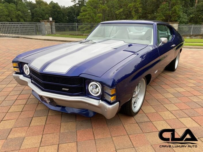 1971 Chevrolet Chevelle  The Woodlands TX