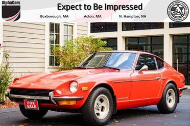 1971_Datsun_240Z_Series I Coupe_ Boxborough MA