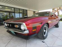 1971_FORD_MUSTANG_Mach 1_ Newport NC