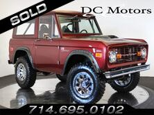 Ford Bronco Ranger 1971